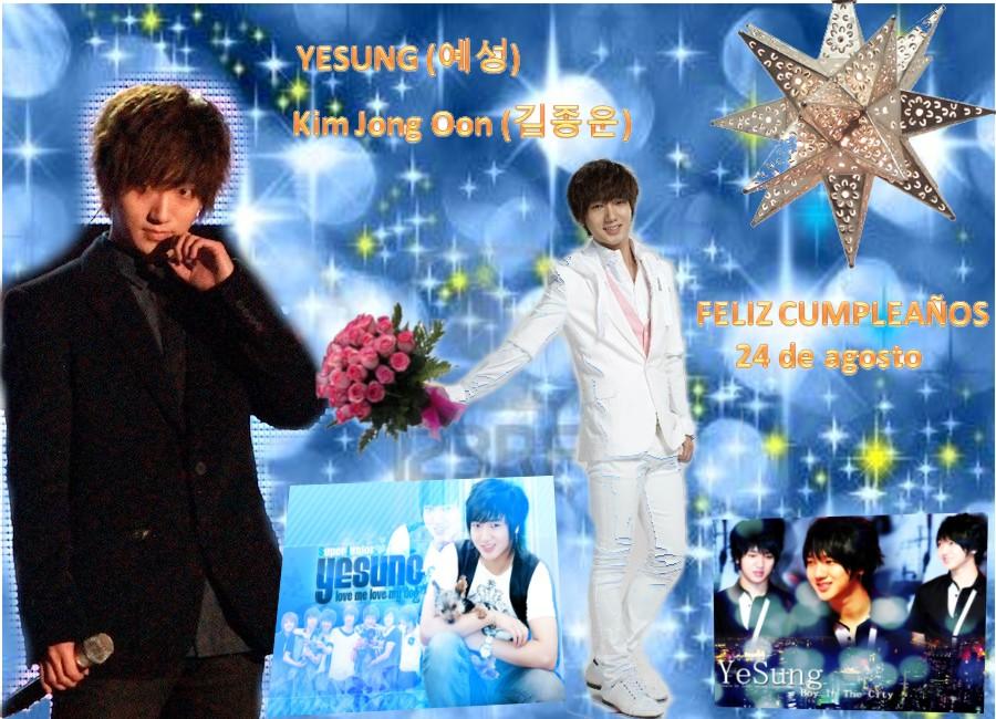 HAPPY BIRTHDAY YESUNG Yesung10