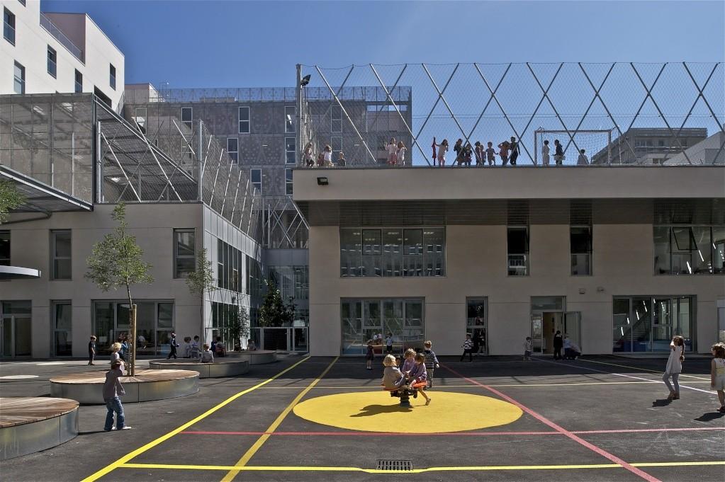 Groupe scolaire Robert Doisneau : informations, photos et vidéos Gpaa-e11