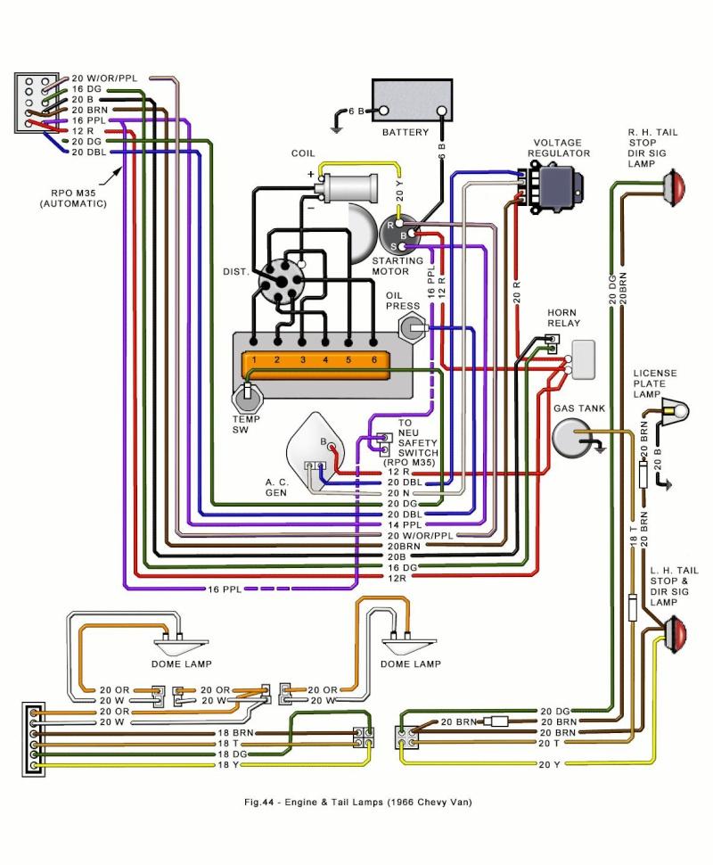 First Gen Wiring Diagram 66_wir11