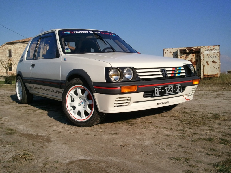 [manu47] 205 GTI 1.6L blanc meige 1987 - Page 5 Photo434