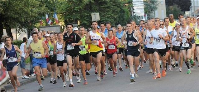 LONS - 10 Km Lons Le Saunier - 25/06/2011 En-tet10