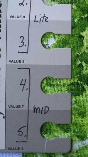 Using Grayscale and Tonal Values in Your Painting Midtre10