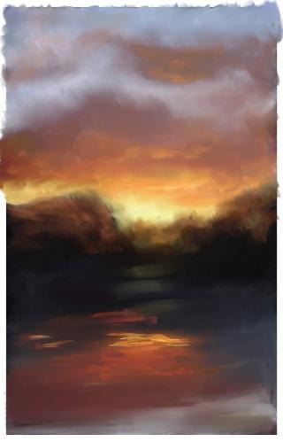 Rainy Sunset Sunset12
