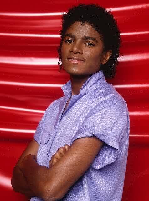 """Lottie Rose parrucchiera di Michael Jackson dal 1981 fino agli anni '90 intervistata dalla rivista """"Ebony""""  2n0n1410"""