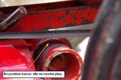 2 problèmes sur tondeuse 1 lame Imgp7012