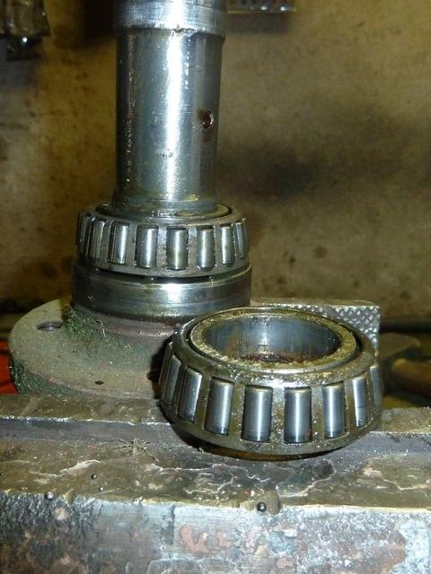 2 problèmes sur tondeuse 1 lame P1100521