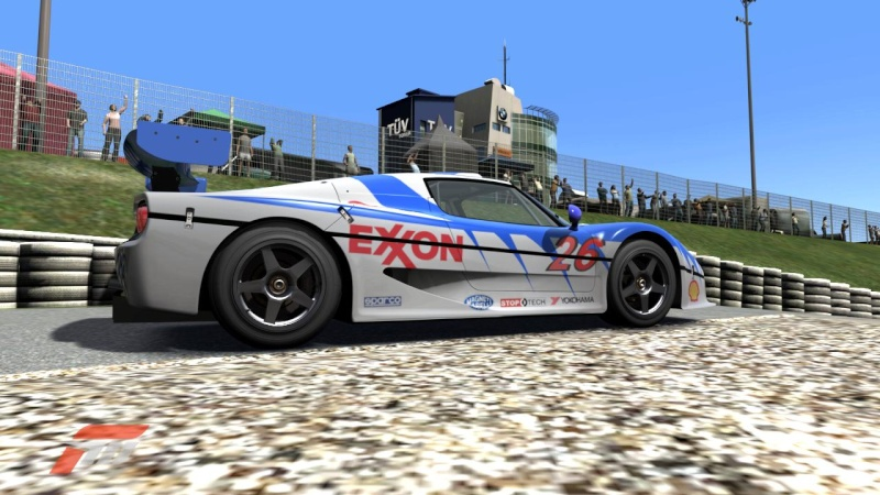 Trofeo Ferrari F50 GT A110