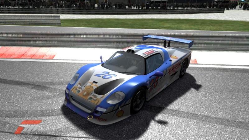 Trofeo Ferrari F50 GT A210