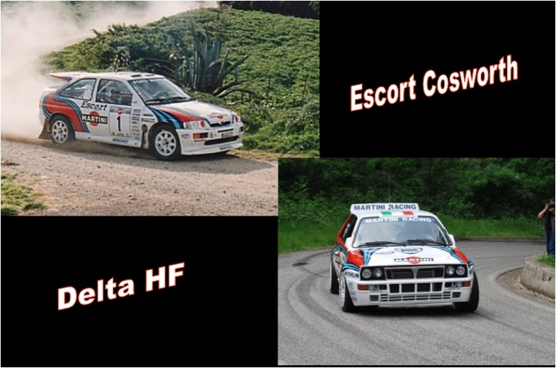 [Rally Escortisti VS Deltisti] solo per membri del forum TRC Delta_10