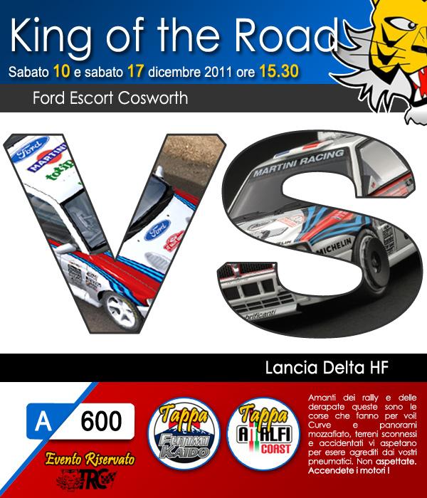 [FM4 TRC Rally Delta Vs Escort] Iscrizioni Escort11