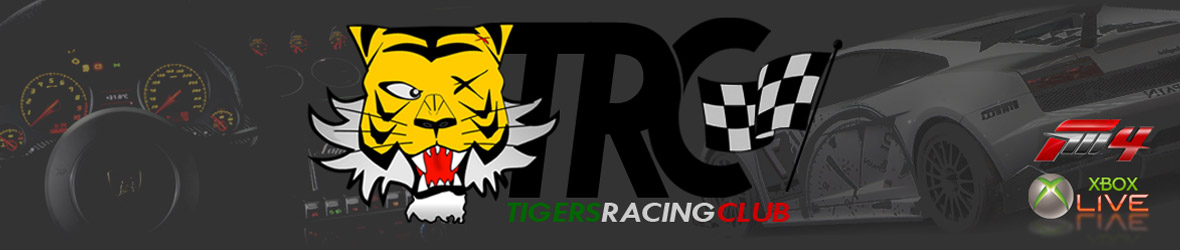 Club TRCI - Forum Italiano Forza Motorsport 4 Team - Eventi online - Clan -  Tornei FM4