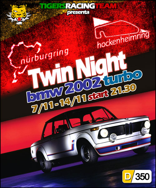 [FM4 Twin Night German BMW] Iscrizioni Locand11
