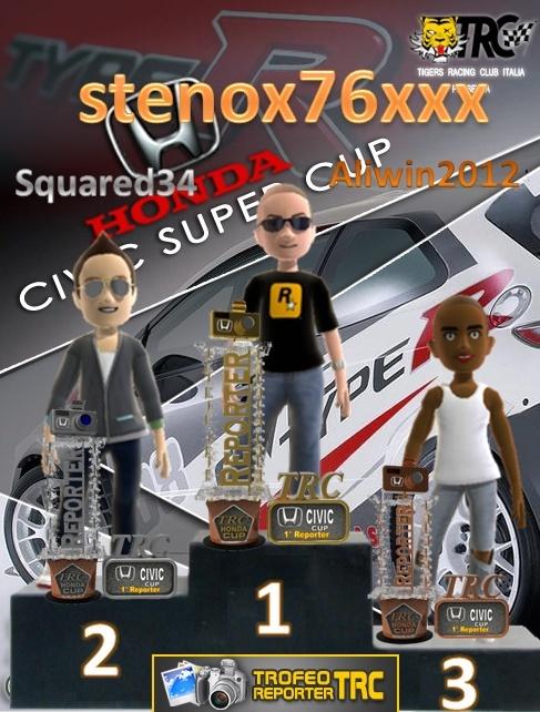 [CAMPIONATO] Honda Civic Super CUP REPORTER PODIO Podio_14