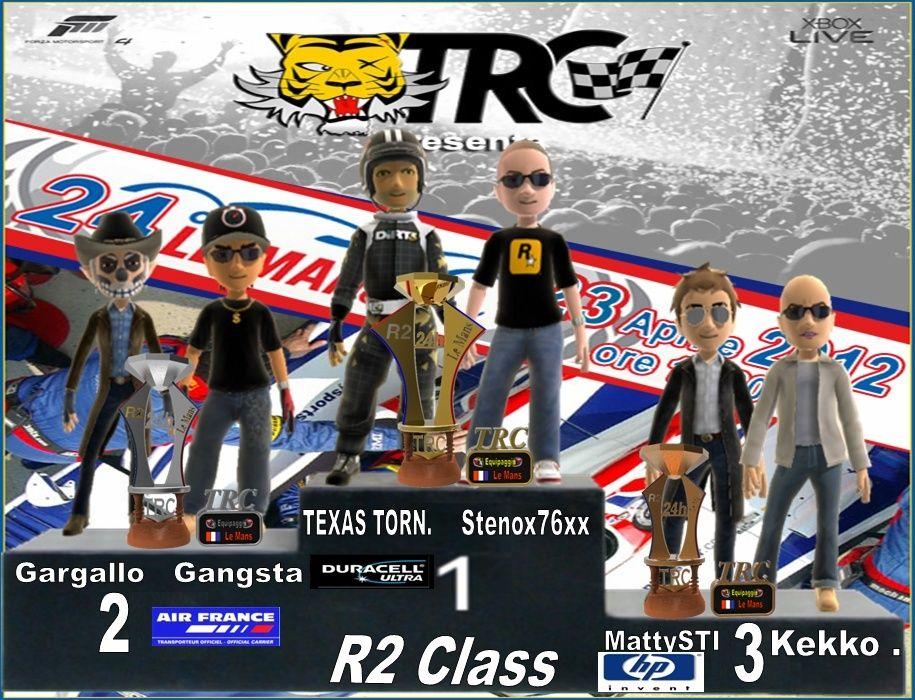 [ENDURANCE] 24 h Le Mans PODIO & CLASSIFICHE Podior11