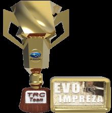 [ONE NIGHT] RALLY rivals forever Impreza vs Evo REGOLAMENTO Suba-10