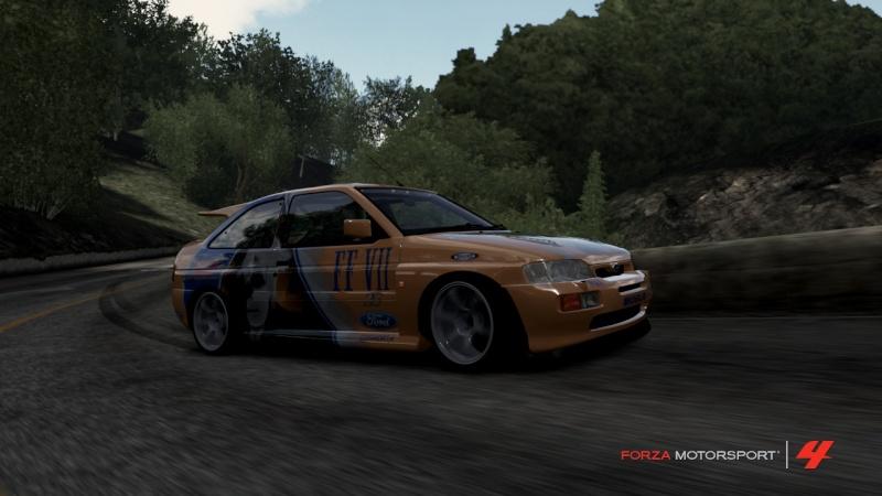 [FM4 TRC Rally Delta Vs Escort] Regolamento V10
