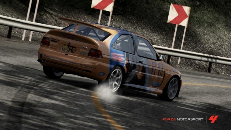[FM4 TRC Rally Delta Vs Escort] Regolamento Vv10