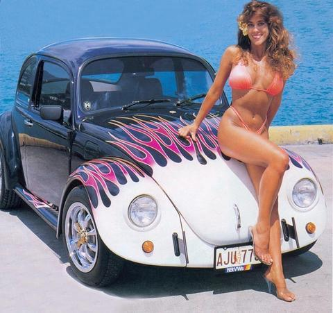Volkswagen et ses donzelles ... - Page 3 Sexy-v10
