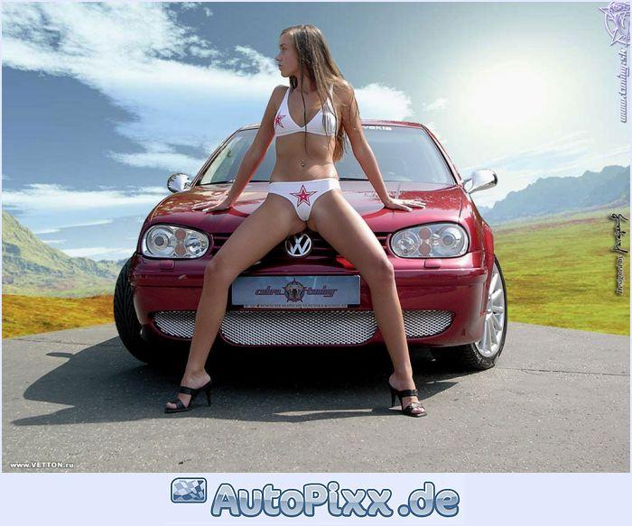 Volkswagen et ses donzelles ... - Page 2 Volksw10