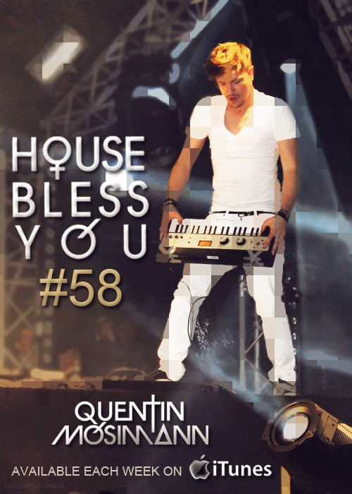 """Podcast """"House Bless You"""" #58 Affich12"""
