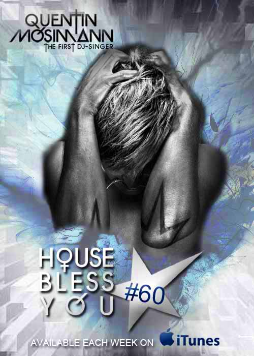"Podcast ""House Bless You"" #60 Affich23"