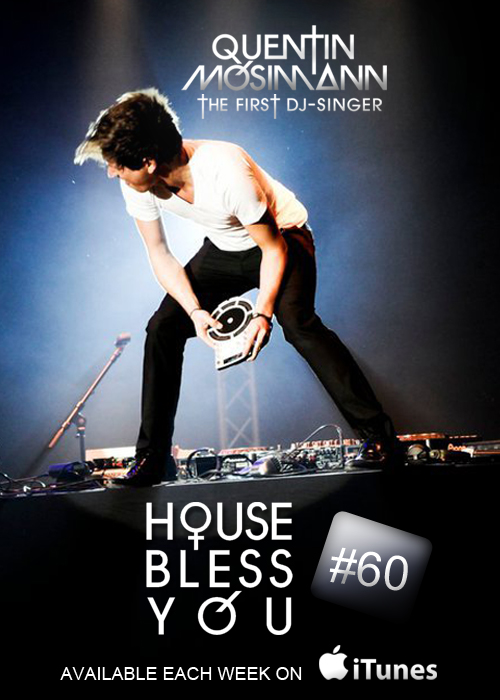 "Podcast ""House Bless You"" #60 Affich24"