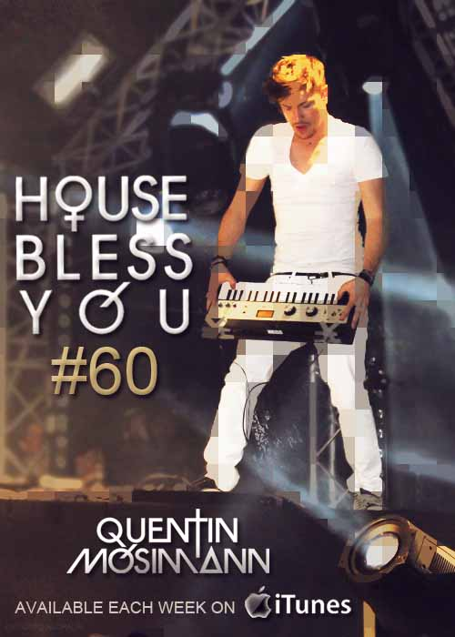 "Podcast ""House Bless You"" #60 Affich25"