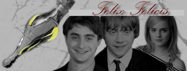 Felix Felicis - Harry Potter RPG He10