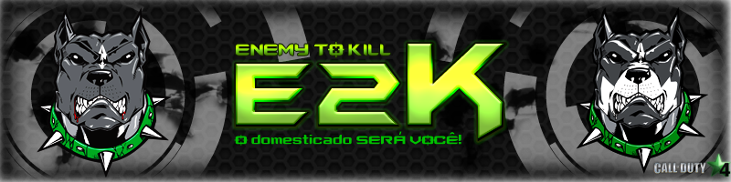E2K - Enemy To Kill