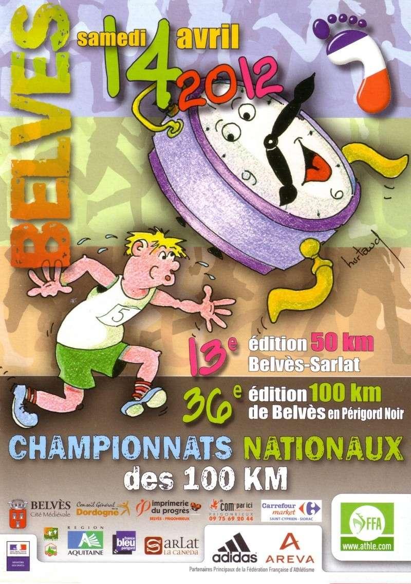 100/50 km de Belvès (F): 14 avril 2012 Affich10