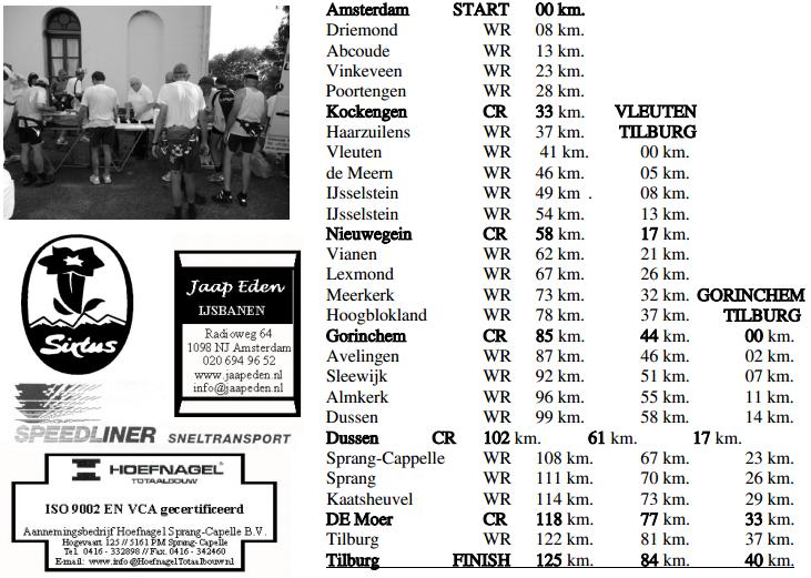Amsterdam-Tilburg (NL): 125km (ou 80 ou 40): 01-02/09/2012 Amster11