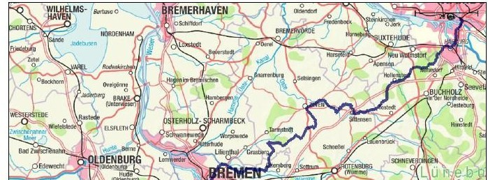 100 Miles Hambourg-Brême (D) : 21-23/10/2011 Hambur10