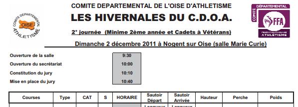 Nogent sur Oise: 5km/3km: 02 décembre 2012 Nogent12