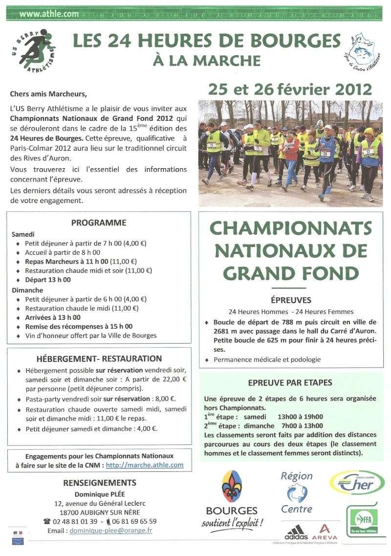 25 et 26 février 2012 -  24 heures de Bourges  Numari23
