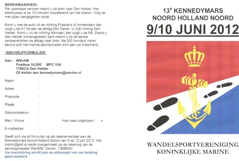 Marche Kennedy (80km) de Den Helder (NL): 9-10 juin 2012 Numari25
