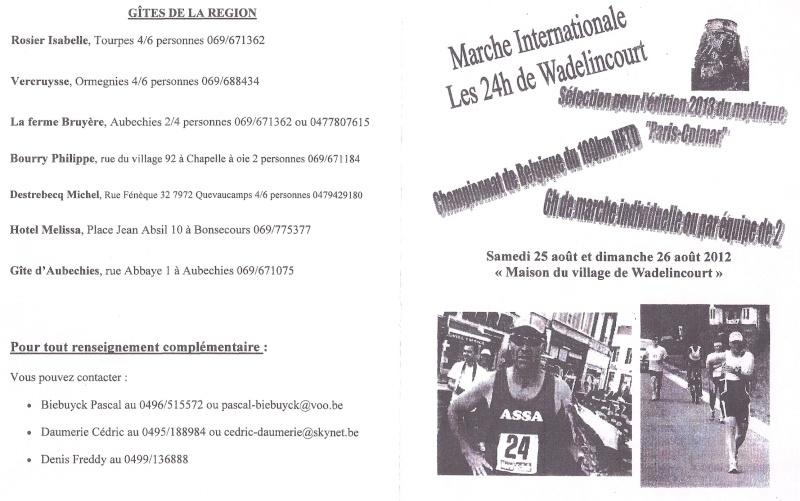 24 heures de Wadelincourt (B): 25-26 août 2012 Numari26