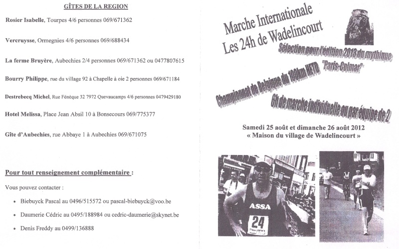 24 heures de Wadelincourt (B): 25-26 août 2012 - Page 2 Numari26