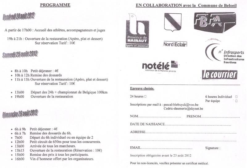 24 heures de Wadelincourt (B): 25-26 août 2012 - Page 2 Numari27