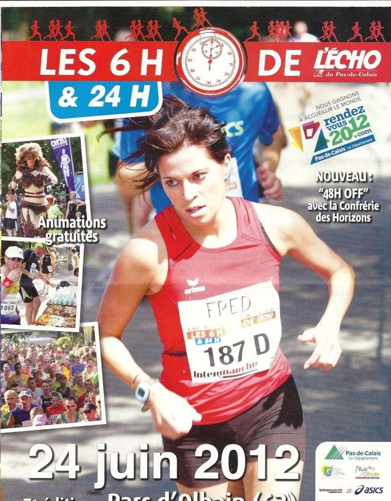 6h et 24h de L'Echo: Parc d'Ohlain (62): 24 juin 2012 Numari40