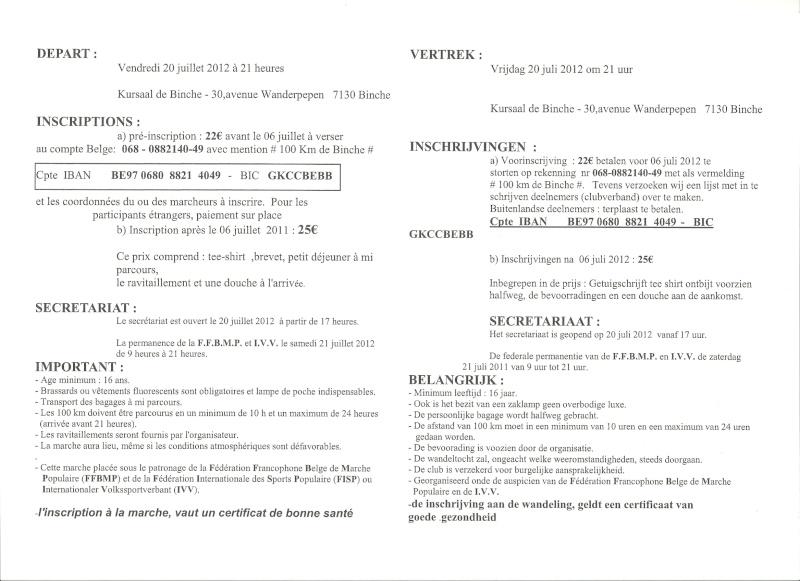 100km de Binche (B): 20-21 juillet 2012 Numari44