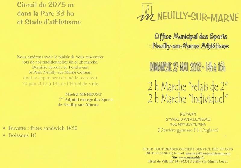 6h et 2h de Neuilly sur Marne: 27 mai 2012 Numari48