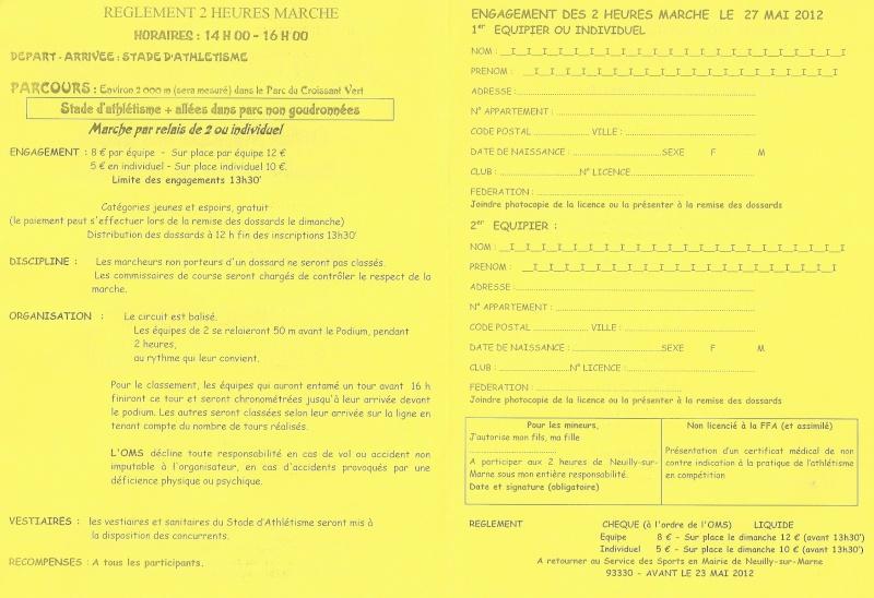 6h et 2h de Neuilly sur Marne: 27 mai 2012 Numari49