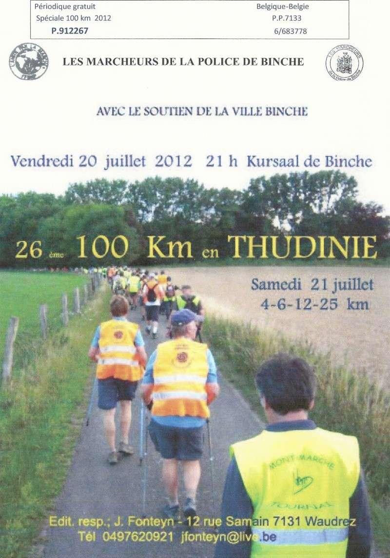 100km de Binche (B): 20-21 juillet 2012 Numari50