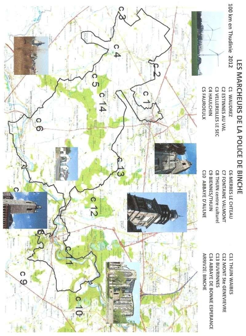 100km de Binche (B): 20-21 juillet 2012 Numari53