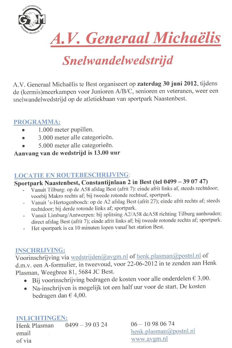 meeting à Best (NL): 3000m, 5000m: 30 juin 2012 Numari57