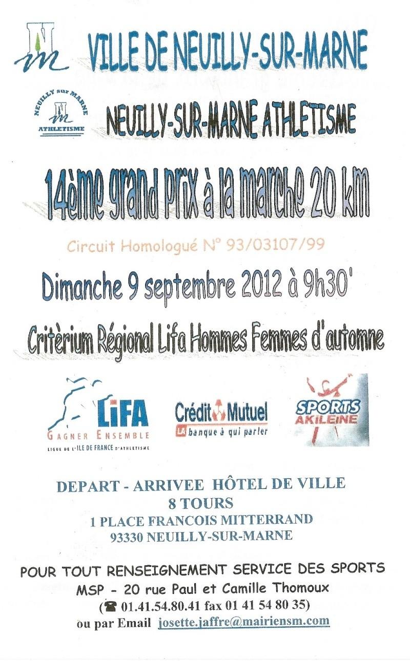 20km de Neuilly sur Marne: 09 septembre 2012 Numari66