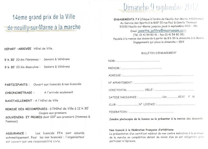 20km de Neuilly sur Marne: 09 septembre 2012 Numari67