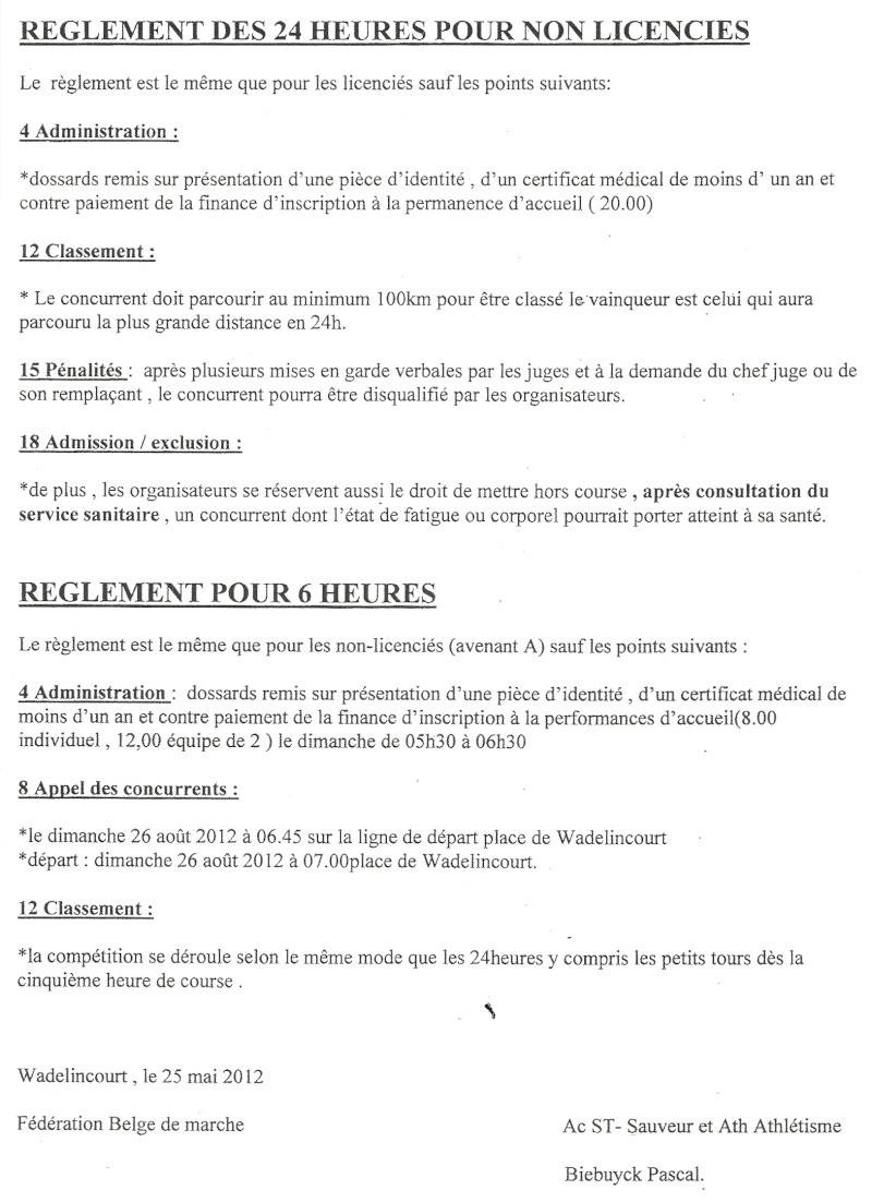 24 heures de Wadelincourt (B): 25-26 août 2012 Numari70