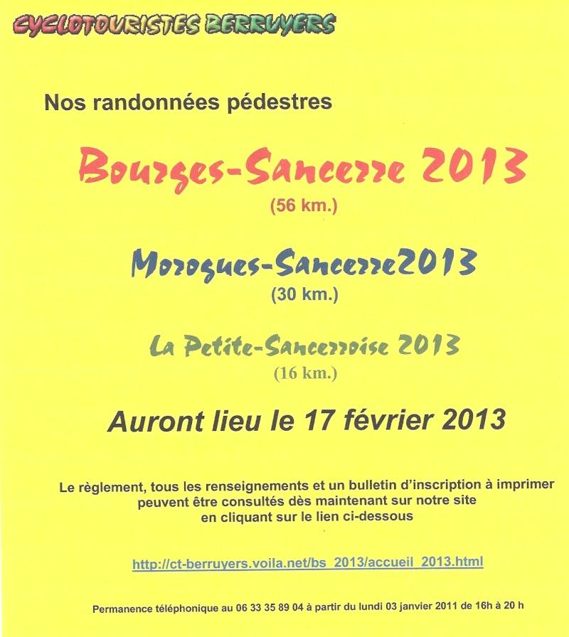 Bourges-Sancerres (56 km, 30km, 16km): 17 février 2013 Numari71