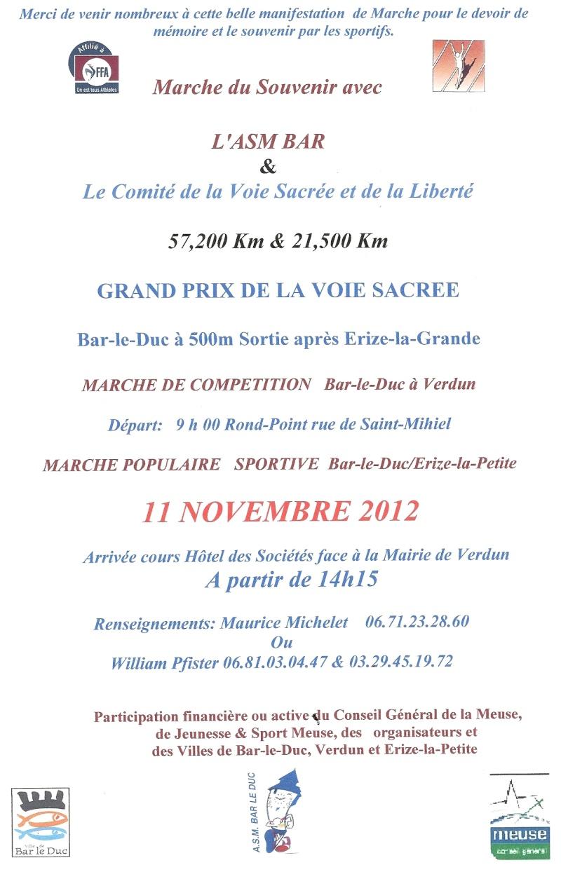 Grand Prix de la Voie Sacrée : 11 novembre 2012 Numari72